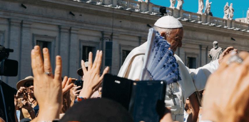 A evolução da Comunicação Católica