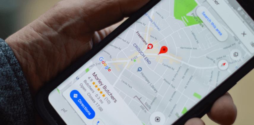 Geolocalizador e notificações push no aplicativo