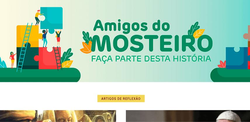 Arrecadação do Dízimo Online - Mosteiro Santíssima Trindade